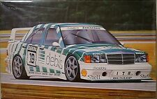Fujimi 1/24 1990 Mercedes-Benz 190E 2.5 'Debis' Group A Racing #95 Sealed Inside