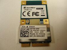 Dell D628T Inspiron 1010 Mini WWAN GPS PCI-e Wireless Card