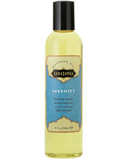 KAMA SUTRA AROMATIC MASSAGE OIL - SERENITY 8 oz.