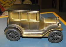 VINTAGE PLASTIC 1926 FORD MODEL T CAR BANK NIAGARA PLASTIC CO ERIE PA