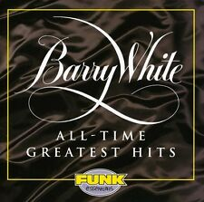 White,Barry - All Time Greatest Hits (CD NEUF)