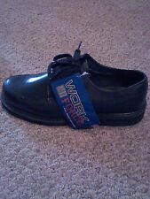 "How Dashing!! Men's ""WorkForce"" Heavy Leather Oxford Shoes++SIZE 9 WIDE++"