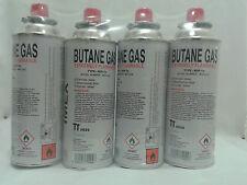 12 X CARTUCHOS DE GAS BUTANO PARA COCINILLA CAMPING 227 TALLA