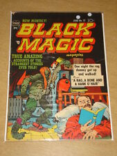 BLACK MAGIC VOL 2 #7 G (2.0) CRESTWOOD PRIZE COMICS JACK KIRBY JUNE 1952