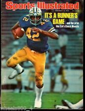 Sports Illustrated 1975 California Golden Bears Chuck Muncie No Label Excellent