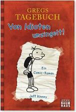 Gregs Tagebuch 01. Von Idioten umzingelt! von Jeff Kinney (2011, Taschenbuch)