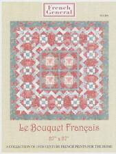 LE BOUQUET FRANCAIS Fabric Quilt Pattern By French General For Moda FG LB01