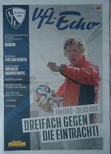 Programm 2014/15 VfL Bochum - Braunschweig