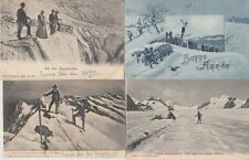 WINTER SPORT SPORTS D'HIVER CLIMBING ESCALADE 29 CPA (pre-1940)