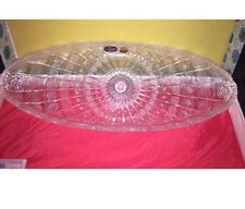 Vintage Fish Bohemian Pinwheel Crystal Made In Czechoslovakia Retail $437