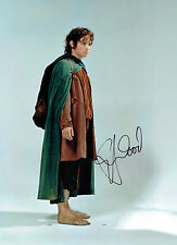 Elijah WOOD SIGNED Autograph Lord of the Rings Frodo 16x12 Photo AFTAL COA