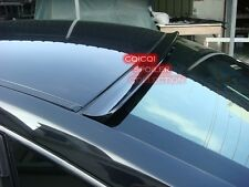 Unpainted 01~05 A4 S4 B6 Sedan roof spoiler ◎
