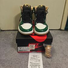 Jordan 1 Clover/Celtics 100% Authentic w/receipt