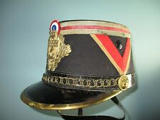 Guard de Paris original kepi Visor Cap mutze kappi shako francais german WW GM x