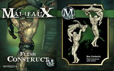 Wyrd Malifaux The Resurrectionists BNIB Flesh Construct