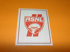 313 ECUSSON BADGE AS NANCY LORRAINE ASNL PANINI FOOT 2011 FOOTBALL 2010-2011