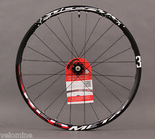 "Fulcrum Red Metal 3 6 Bolt Disc 26"" MTB Front Wheel UST Rim QR 15mm Convertible"
