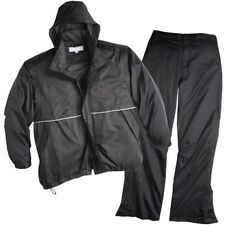 New Shed Rain ShedRain Golf Sports Rain Suit BLACK Jacket Pants XX-Large UNISEX