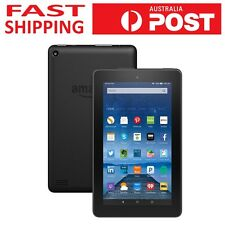 2017 Amazon Kindle Fire 5th Gen 8GB Wi-Fi 7in Tablet android +AU plug