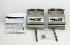 WHELEN LIGHTBAR MOUNTING GUTTER STRAP LIGHT BAR MOUNT BRACKETS 61388