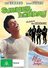 Cliff Richard' S Summer Holiday NEW R4 DVD