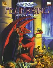 I piani: feuerring: Gateway to Hell-D20 3-MONGOOSE PUBLISHING-NUOVO