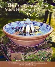 Stained Glass Supplies Vicki Payne Mosaic Projects Book