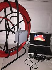 Pipe Inspection Sewer Camera Drain Cleaner 200ft