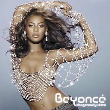 BEYONCE--DANGEROUSLY IN LOVE--CD 2003 COLUMBIA RECORDS FREE SHIPPING!!
