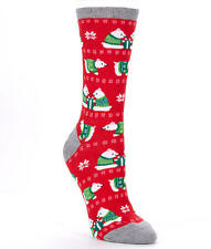Hot Sox Polar Bear Crew Socks Hosiery