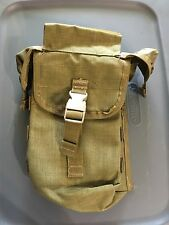 USGI Large Gunners Ammo Pouch MOLLE Coyote Brown USMC