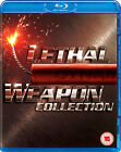LETHAL WEAPON COLLECTION 1-4 BLU-RAY 5-DISC BOX SET BRAND NEW REGION-FREE SEALED