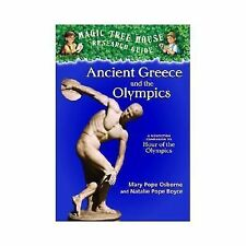 Ancient Greece and the Olympics: A Nonfiction Companion to Magic Tree House Mag