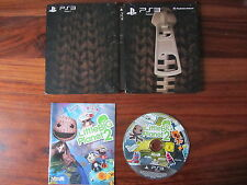 LITTLE BIG PLANET 2   -- VERSION COLLECTOR / STEELBOOK          -----   pour PS3