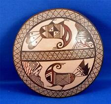 NATIVE AMERICAN HOPI INDIAN POTTERY SEED POT BY NONA NAHA