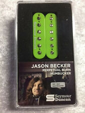 Seymour Duncan Jason Becker Perpetual Burn Green Bridge Humbucker Guitar Pickup