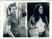 1983 Actor Timothy Bottoms in Drag For Escape TV Movie Press Photo