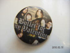 BULLET FOR MY VALENTINE POP MUSIC PICTURE BADGE
