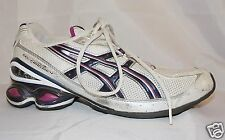 Asics Gel Frantic 4 Athletic Sneakers Women's White Running Shoes size 7