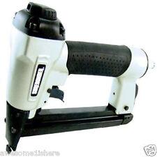 Automatic Staple Gun Upholstery Stapling Air Compressor Stapler Cushions Fabric
