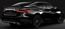 Painted Factory Style Spoiler - Fits the 2016 2017 Nissan Maxima