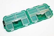 10 Compartment Fishing Accessory Box Terminal Tackle Storage