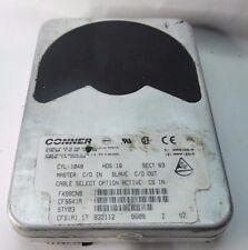 """HDD HD HARDDISK Vintage Conner CFS541A 3,5"""" PATA IDE 540 MB"""