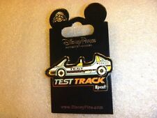 Disney pin  Epcot Test Track (2008 Version) Car COOL!