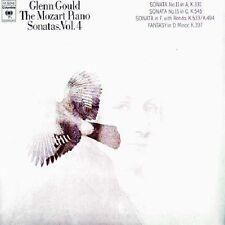 Wolfgang Amadeus Mozart Klaviersonaten Vol. 4 Glenn Gould LP Vinyl