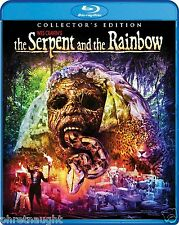 THE SERPENT AND THE RAINBOW BLU-RAY - SHOUT / SCREAM FACTORY