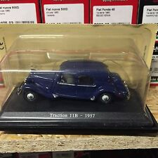 "DIE CAST "" TRACTION 11B - 1957 "" CITROEN ATLAS  SCALA 1/43"