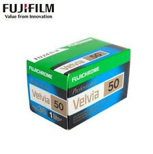 FUJI Fujichrome Velvia 50 RVP 36exp PRO 135 Color Reversal Slide Daylight Film
