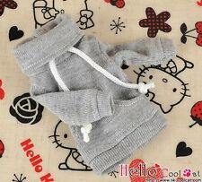 ☆╮Cool Cat╭☆ 268.【NH-A05】Blythe Pullip Lovely Clothe Pocket Top # Pale Grey