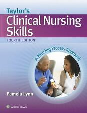 TAYLOR'S CLINICAL NURSING SKILLS - NEW PAPERBACK BOOK